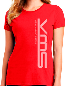 VMS Vertical 50/50 Women's T Shirt