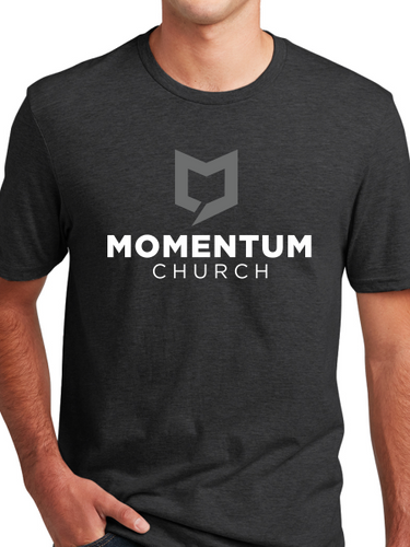 Momentum T Shirt - Stacked