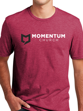 Load image into Gallery viewer, Momentum T Shirt - Horizontal