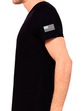 Load image into Gallery viewer, Union American Flag Unisex T Shirt