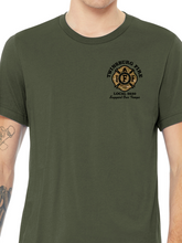 Load image into Gallery viewer, Union Military Unisex T Shirt