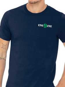 Columbus Fire - ENGINE NINE Unisex T Shirt