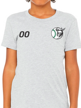 Load image into Gallery viewer, Nordonia Knights Baseball & Number T Shirt