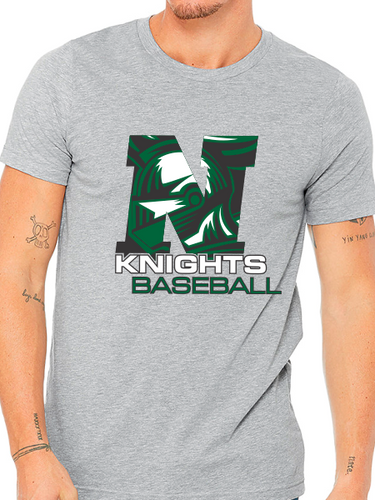 Nordonia Knights Baseball N T Shirt