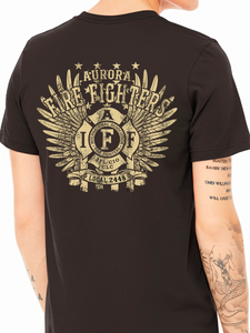 Aurora Fire Union / Wings Unisex Jersey T Shirt