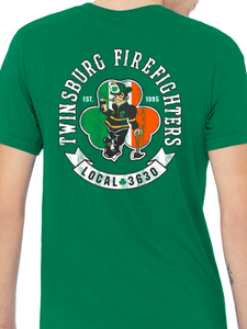 Twinsburg Fire / Union St. Patrick's Day Unisex T Shirt