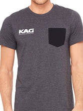 Load image into Gallery viewer, KAG Jersey Pocket Tee