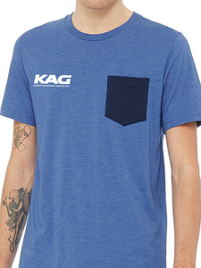 KAG Jersey Pocket Tee