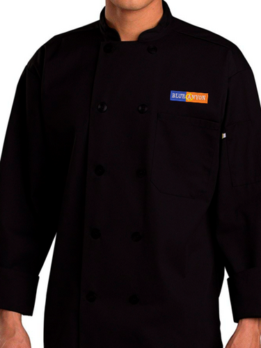 Blue Canyon - Men's Chef Jacket