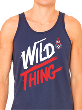 Load image into Gallery viewer, Wild Thing Indians Unisex Jersey Tank