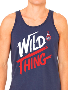 Wild Thing Indians Unisex Jersey Tank