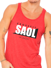 Load image into Gallery viewer, CrossFit SAOL Unisex Jersey Tank