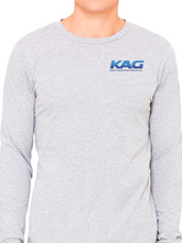 Load image into Gallery viewer, KAG Unisex Long Sleeve T Shirt