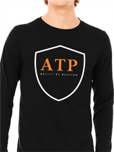 Load image into Gallery viewer, ATP Basic Triblend Long Sleeve T Shirt