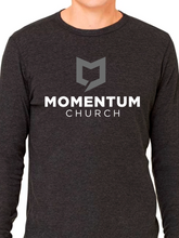 Load image into Gallery viewer, Momentum Long Sleeve T Shirt - Stacked