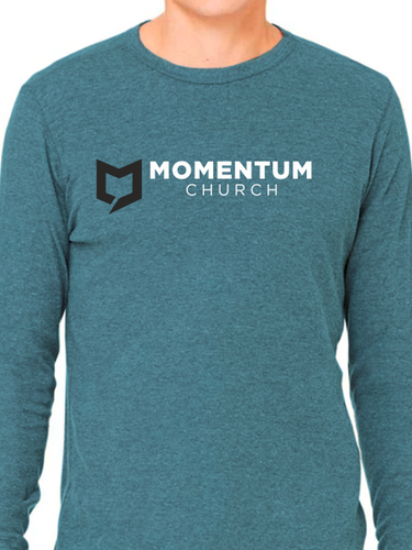 Momentum Long Sleeve T Shirt - Horizontal
