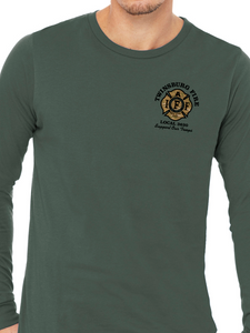 Union Military Unisex Long Sleeve T Shirt