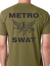 Load image into Gallery viewer, Metro SWAT T Shirt