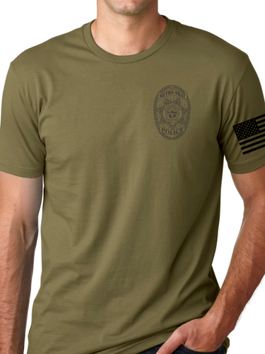 Metro SWAT Dri Power 50/50 T Shirt