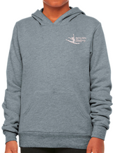 Load image into Gallery viewer, Bourn Academy Youth Sponge Fleece Hoodie