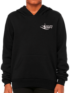 Bourn Academy Youth Sponge Fleece Hoodie