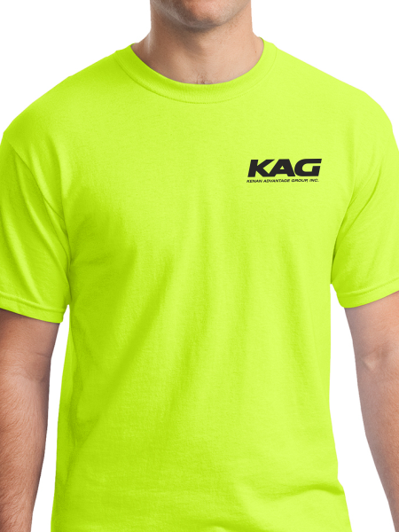 KAG Safety Unisex T Shirt