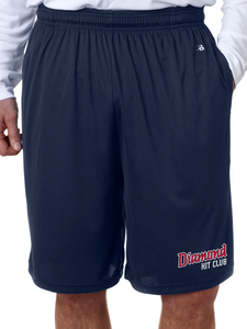 "Diamond Hit Club Ultimate SoftLoc 8"" Shorts"