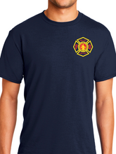 Load image into Gallery viewer, Valley Fire District Station Wear T Shirt