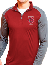 Load image into Gallery viewer, Twinsburg Fire / Union Ultimate SoftLock Sport Quarter-Zip
