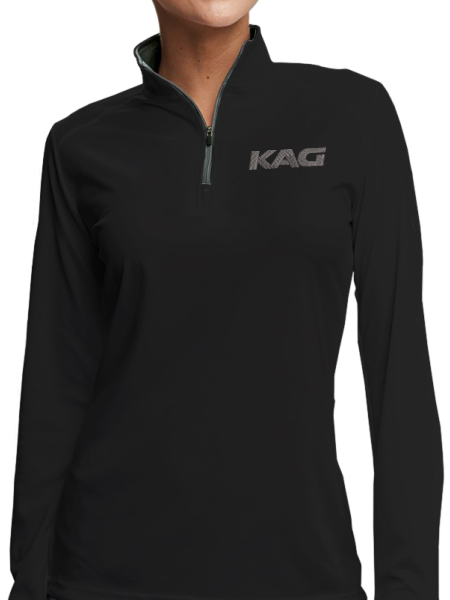 KAG B-Core Women's Quarter-Zip