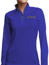 Load image into Gallery viewer, KAG B-Core Women's Quarter-Zip