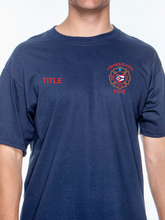 Load image into Gallery viewer, Twinsburg Duty Dri Power 50/50 T Shirt