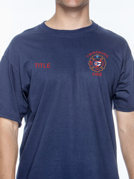 Twinsburg Duty Dri Power 50/50 T Shirt