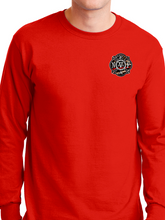 Load image into Gallery viewer, NVFFA - Flag Unisex Long Sleeve T Shirt