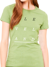 Load image into Gallery viewer, Cleveland Women's T Shirt