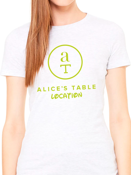 Alice's Table The Main Event Favorite Tee