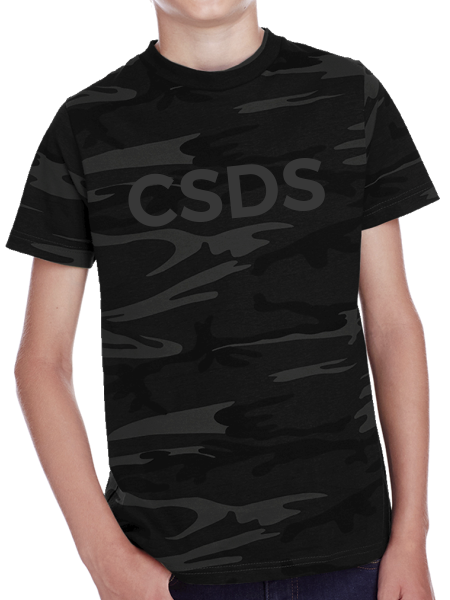 CSDS Storm Youth Short Sleeve T Shirt