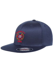 TFD Crest Flexfit Pro-Baseball On-Field Hat