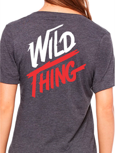 Wild Thing Women's Short Sleeve Jersey V-Neck