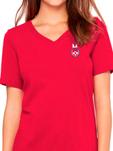 Load image into Gallery viewer, Wild Thing Women's Short Sleeve Jersey V-Neck