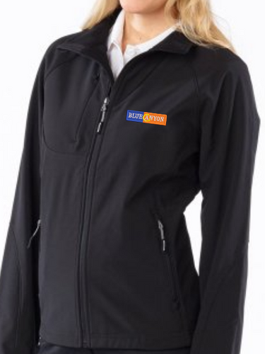 Blue Canyon - Ladies' Soft Shell Jacket