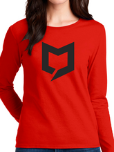 Load image into Gallery viewer, Momentum Women's Long Sleeve T Shirt - M