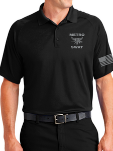 Metro SWAT Men's Tactical Performance Polo