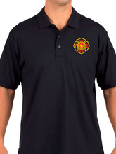 Load image into Gallery viewer, Valley Fire District Tactical Polo
