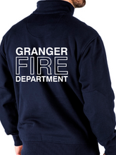 Load image into Gallery viewer, Granger 1/4 Zip Job Shirt