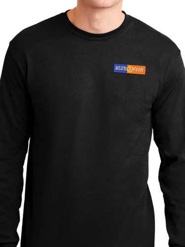 Blue Canyon - DryBlend 50/50 Long Sleeve T-Shirt
