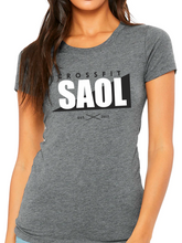 Load image into Gallery viewer, CrossFit SAOL Women's Triblend Short Sleeve T Shirt