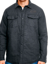 Load image into Gallery viewer, VMS Quilted Flannel Jacket