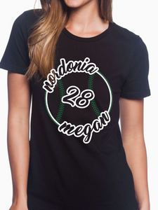 Nordonia Custom Softball T Shirt