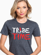Load image into Gallery viewer, Women's Tribe Time / Tribe Town Lightweight T Shirt